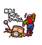 タマキさんの休日(個別スタンプ:36)