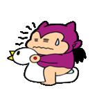 子悪魔デル(個別スタンプ:04)