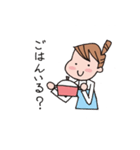 元気な日常 2(主婦編)(個別スタンプ:15)