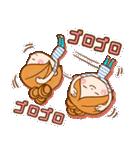 ほのぼのカノジョ 【冬のパステルカラー】(個別スタンプ:28)
