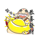HA HA 喜びの修道士(個別スタンプ:37)