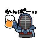 剣道稽古ちゅー3(個別スタンプ:09)