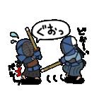 剣道稽古ちゅー3(個別スタンプ:17)