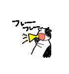 らくがきモーさん3(個別スタンプ:03)