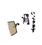 らくがきモーさん3(個別スタンプ:05)