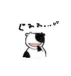 らくがきモーさん3(個別スタンプ:22)