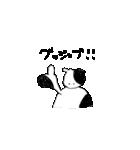 らくがきモーさん3(個別スタンプ:25)