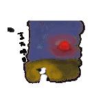 らくがきモーさん3(個別スタンプ:40)