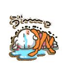 女子力UP!白うさぎさん 冬恋パック(個別スタンプ:11)