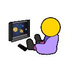 満月マン(個別スタンプ:34)