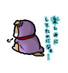 柴犬のしーたん ハロウィン~お正月編(個別スタンプ:4)