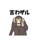 今、サルが熱い(個別スタンプ:19)