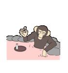 今、サルが熱い(個別スタンプ:24)