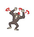 今、サルが熱い(個別スタンプ:25)