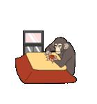 今、サルが熱い(個別スタンプ:31)