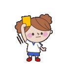 Sちゃん ハンドボール編(個別スタンプ:10)