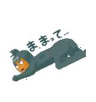 mo団(個別スタンプ:18)