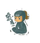 mo団(個別スタンプ:32)