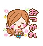 かわいいカノジョ2【基本パック+年賀あり】(個別スタンプ:27)