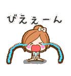 かわいいカノジョ2【基本パック+年賀あり】(個別スタンプ:31)