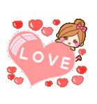 かわいいカノジョ2【基本パック+年賀あり】(個別スタンプ:36)