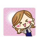 大人女子の丁寧な即答♥3【よく使う言葉】(個別スタンプ:04)