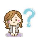 大人女子の丁寧な即答♥3【よく使う言葉】(個別スタンプ:37)