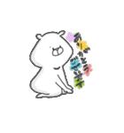 敬語でくまさん~お仕事場や先輩に~(個別スタンプ:04)