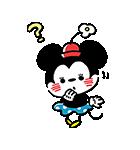 カナヘイ画♪ミッキー&フレンズ(個別スタンプ:09)