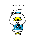カナヘイ画♪ミッキー&フレンズ(個別スタンプ:20)