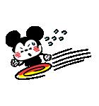 カナヘイ画♪ミッキー&フレンズ(個別スタンプ:26)