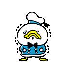 カナヘイ画♪ミッキー&フレンズ(個別スタンプ:27)