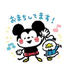 カナヘイ画♪ミッキー&フレンズ(個別スタンプ:38)