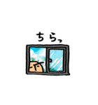 あらわす君2(キモチ10種×4パターン)(個別スタンプ:1)