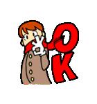 オールOKスタンプ(個別スタンプ:31)