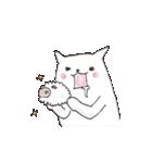あけましておめでとう【年賀テンプレ集】猫(個別スタンプ:24)