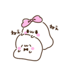 Merry家 マシュマロガール&ボーイ(個別スタンプ:03)