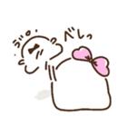 Merry家 マシュマロガール&ボーイ(個別スタンプ:09)