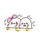 Merry家 マシュマロガール&ボーイ(個別スタンプ:32)