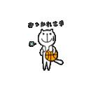 にゃん♡バスケ(個別スタンプ:06)