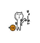 にゃん♡バスケ(個別スタンプ:08)