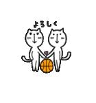 にゃん♡バスケ(個別スタンプ:13)