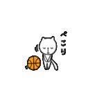 にゃん♡バスケ(個別スタンプ:15)