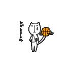 にゃん♡バスケ(個別スタンプ:17)