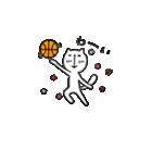 にゃん♡バスケ(個別スタンプ:24)