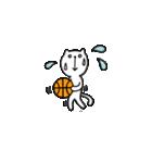 にゃん♡バスケ(個別スタンプ:28)