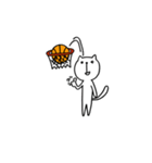 にゃん♡バスケ(個別スタンプ:31)