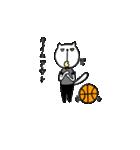 にゃん♡バスケ(個別スタンプ:36)