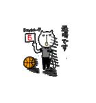 にゃん♡バスケ(個別スタンプ:38)