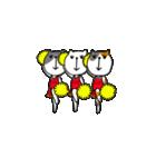 にゃん♡バスケ(個別スタンプ:40)